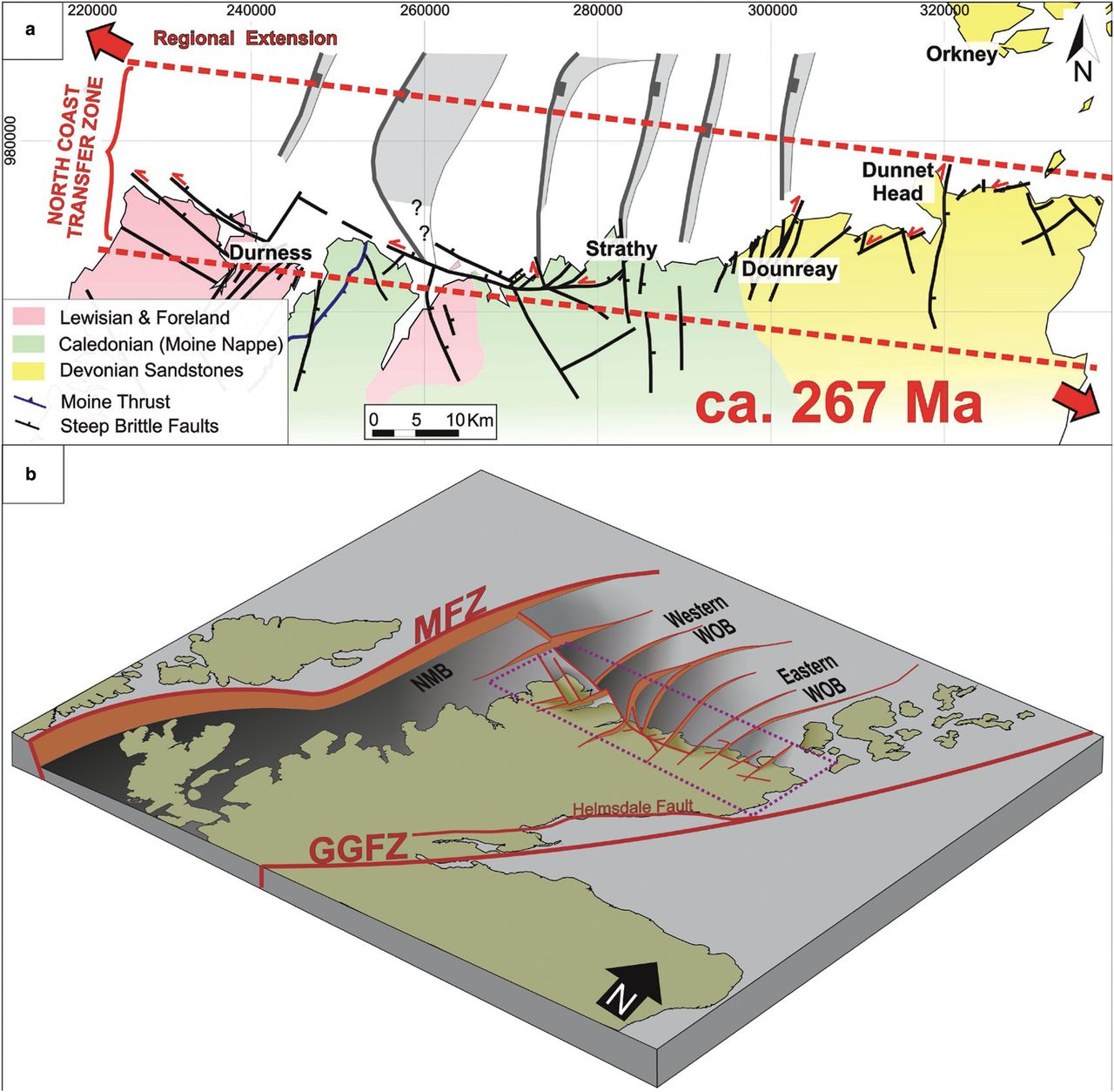 New Structural And Reos Geochronological Evidence Constraining The Golden Venture Folding Diagrams Download Figure