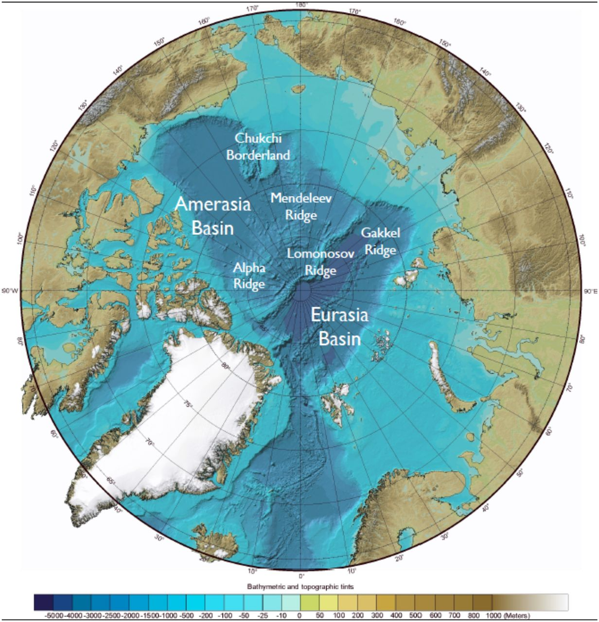 Exploring the geology of the central Arctic Ocean understanding the