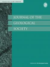 Journal of the Geological Society: 163 (4)