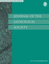 Journal of the Geological Society: 163 (5)