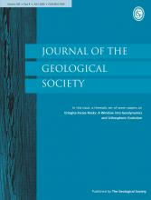 Journal of the Geological Society: 166 (4)