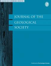 Journal of the Geological Society: 166 (5)