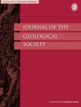 Journal of the Geological Society: 167 (1)