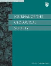 Journal of the Geological Society: 168 (6)