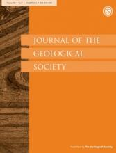 Journal of the Geological Society: 169 (1)